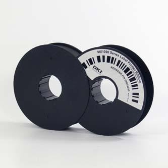 OKI originál páska do tlačiarne, 9004295, čierna, 65mil., OKI MX1000