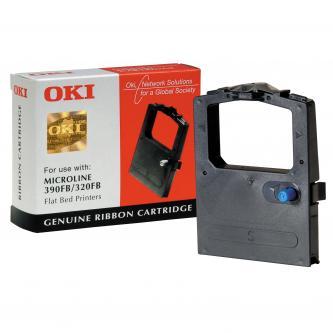 OKI originál páska do tlačiarne, 9002310, čierna, OKI ML 390FB, 320FB
