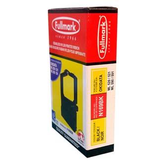 Fullmark kompatibil páska do tlačiarne, čierna, pre OKI ML 520, 590