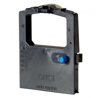 OKI originál páska do tlačiarne, 9002316, čierna, OKI ML 590, 591