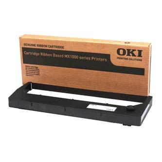 OKI originál páska do tlačiarne, 09005591, čierna, OKI do riadkových tlačiarni r