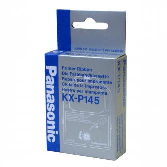 Panasonic originál páska do tlačiarne, čierna, Panasonic KXP 145, KXP 1121, 1123