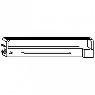 No Name kompatibil páska do tlačiarne, čierna, pre Seikosha MP 5300