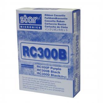 Star originál páska do pokladne, RC300B, čierna, Star SP300, 312