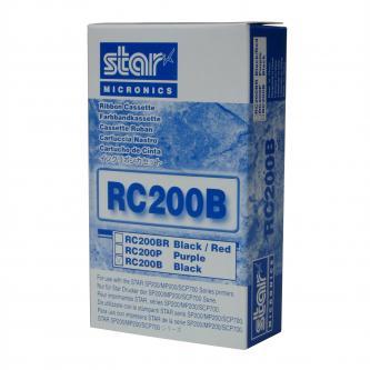 Star originál páska do pokladne, čierna, Star RC200B, SP200, SP298, SP500, SP512