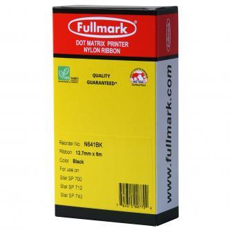 Fullmark kompatibil páska do tlačiarne, RC700, čierna, pre Star SP 712, SP 742