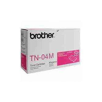 Brother originál toner TN04M, magenta, 6600s, Brother HL-2700CN, MFC94250CN