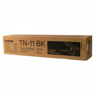 Brother originál toner TN11BK, black, 8500s, Brother HL-4000CN