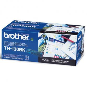 Brother originál toner TN130BK, black, 2500s, Brother HL-4040CN, 4050CDN, DCP-90