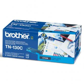 Brother originál toner TN130C, cyan, 1500s, Brother HL-4040CN, 4050CDN, DCP-9040