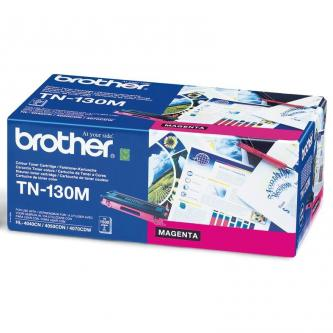 Brother originál toner TN130M, magenta, 1500s, Brother HL-4040CN, 4050CDN, DCP-9
