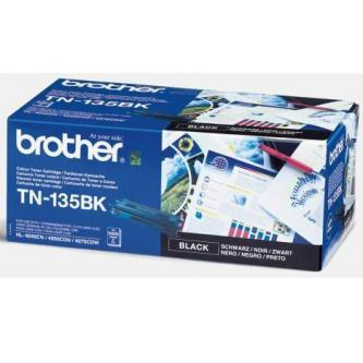 Brother originál toner TN135BK, black, 5000s, Brother HL-4040CN, 4050CDN, DCP-90