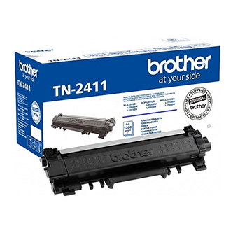Brother originál toner TN2411, black, 1200str., Brother DCP-L2532DW, DCP-L2552DN, HL-L2312D, HL-L2352DW