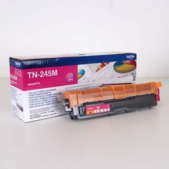 Brother originál toner TN245M, magenta, 2200str., Brother HL-3140CW, 3170CW