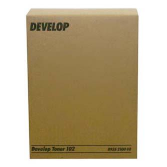 Develop originál toner 8935 2100 01, black, 12000s, 102, Develop 1501, 1800, 215