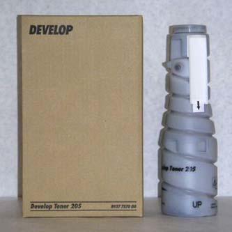 Develop originál toner 8937 7570 00, black, 24000s, 205, Develop D2550ID, D2556I