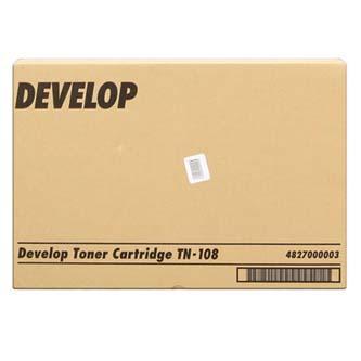 Develop originál toner 4827000003, black, 16000s, TN-108, Develop D15F