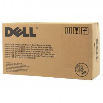 Dell originál toner 593-10961, black, 2500s, 2MMJP, Dell 1130