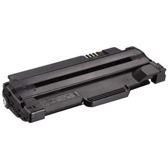 Dell originál toner 593-10962, black, 1500s, 3J11D, Dell 1130
