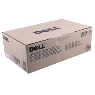 Dell originál toner 593-10493, black, 1500s, Y924, Dell 1235CN