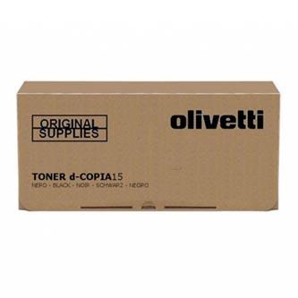 Olivetti originál toner B0360, black, Olivetti D-Copia 15, 20
