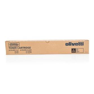 Olivetti originál toner B1036, black, 27000str., Olivetti d-Color MF222, MF282, MF362