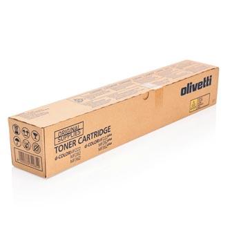 Olivetti originál toner B1039, yellow, 25000str., Olivetti d-Color MF222, MF282, MF362