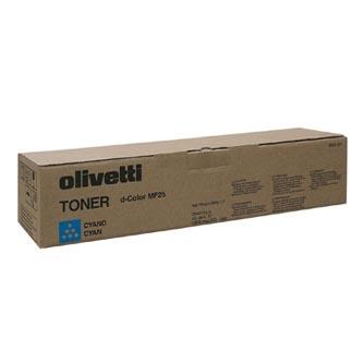 Olivetti originál toner B0536/8938-524, cyan, 12000str., Olivetti D-COLOR MF 25, 25+