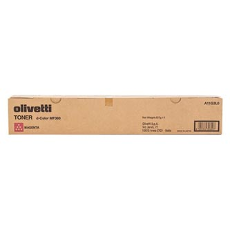 Olivetti originál toner B0843, magenta, 26000str., Olivetti D-COLOR MF 360