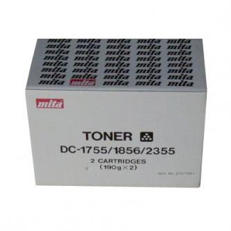 Kyocera originál toner 37084010, black, 6500str., Kyocera DC-1755, 2x180g