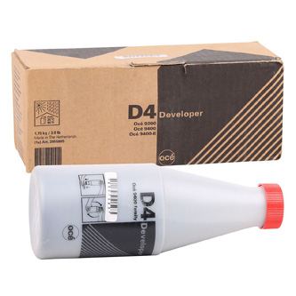 Oce originál Developer 2955005, black, Typ D4, Oce 9300, 9400