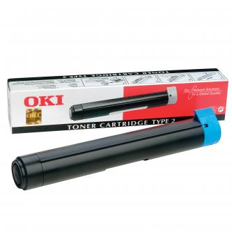 OKI originál toner 9002395, black, 2000s, OKI OkiLaser 400e, 400ex, 600e, 600ex,