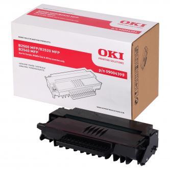 OKI originál toner 9004391, black, 4000s, OKI B2500, 2520, 2540MFP