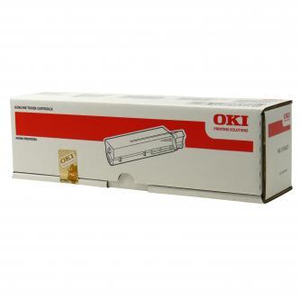 OKI originál toner 44574702, black, 3000s, OKI B411, B431