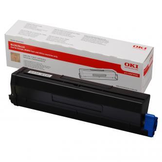 OKI originál toner 43979202, black, 7000s, OKI B430, B440, MB460, MB470, MB480