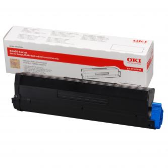 OKI originál toner 43502002, black, 7000s, OKI 4600, n, PS, nPS
