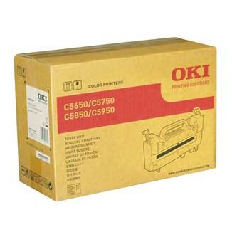 OKI originál fuser 43853103, 60000s, OKI C5650, 5750, 5850, 5950