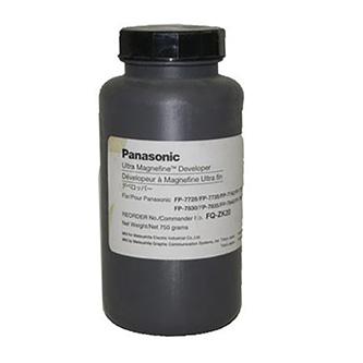 Panasonic originál developer FQ-ZK20, 120000str., FP 7728, 7735, 7742, 7750, 7830, 7850, developer