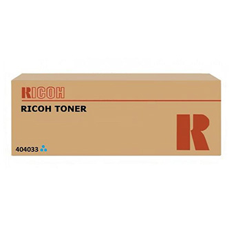 Ricoh originál toner 404033, cyan, Ricoh Aficio DDP 184