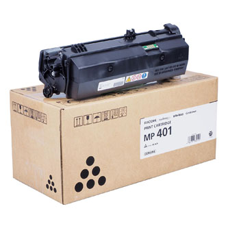 Ricoh originál toner 841887, black, 11900str., Ricoh MP 401, SP 4520