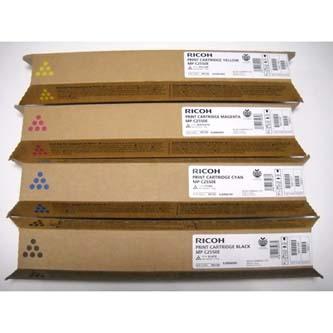 Ricoh originál toner 841199, yellow, 5500s, Ricoh MPC2550, MPC2030, MPC2050, MPC