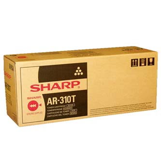 Sharp originál toner AR-310LT, black, 25000s, Sharp AR-M256, 316