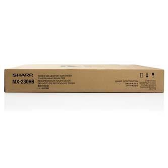 Sharp originál odpadová nádobka MX-230HB, 50000s, MX-2010U, 2310U, 2610N, 3110