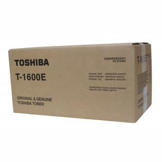 Toshiba originál toner T1600E, black, 10000 (2x5000)s, Toshiba 16, 160, 2x335g