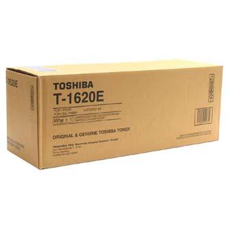 Toshiba originál toner T1620E, black, 16000s, Toshiba e-studio 161