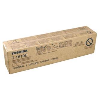 Toshiba originál toner T1810E, black, 24500s, 6AJ00000058, Toshiba e-studio 181,