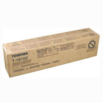 Toshiba originál toner T1810E, black, 5900s, 6AJ00000061, Toshiba e-studio 181,