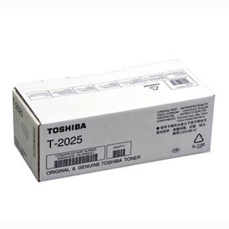 Toshiba originál toner T2025, black, 3000s, 6A000000932, Toshiba e-studio 200S