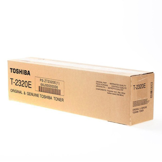 Toshiba originál toner T2320, black, 22000str., Toshiba e-studio 230, 280