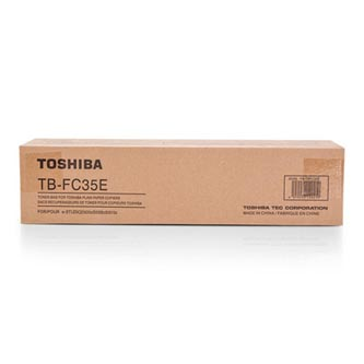 Toshiba originál odpadová nádobka TBFC35E, 6AG00001615, e-Studio 2500C, 3500, 3500C, 3510C+E40